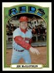 1972 Topps #236  Jim McGlothlin  Front Thumbnail