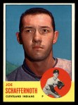 1963 Topps #463  Joe Schaffernoth  Front Thumbnail