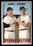 1967 Topps #216   -  Norm Cash / Al Kaline Bengal Belters Front Thumbnail