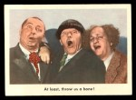 1959 Fleer Three Stooges #88   At Least Throw us Bone Front Thumbnail