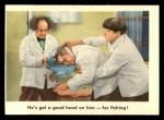 1959 Fleer Three Stooges #92   He's Got Good Head on Him  Front Thumbnail