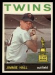 1964 Topps #73  Jimmie Hall  Front Thumbnail