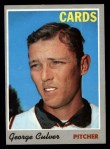 1970 Topps #92  George Culver  Front Thumbnail