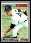 1970 Topps #424  Mike Kilkenny  Front Thumbnail