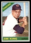 1966 Topps #369  Jim King  Front Thumbnail