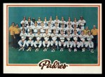 1978 Topps #192   Padres Team Checklist Front Thumbnail