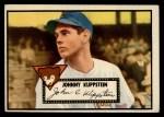 1952 Topps #148  Johnny Klippstein  Front Thumbnail