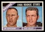 1966 Topps #84   -  Jim Beauchamp / Dick Kelley Braves Rookies Front Thumbnail