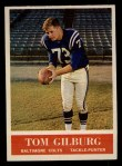 1964 Philadelphia #2  Tom Gilburg  Front Thumbnail
