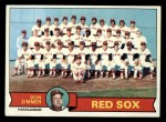 1979 Topps #214   -  Don Zimmer Red Sox Team Checklist Front Thumbnail