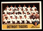 1976 Topps #361   -  Ralph Houk Tigers Team Checklist Front Thumbnail