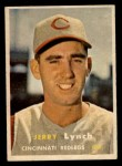 1957 Topps #358  Jerry Lynch  Front Thumbnail