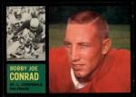 1962 Topps #141  Bobby Joe Conrad  Front Thumbnail
