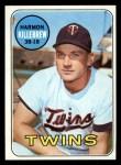 1969 Topps #375  Harmon Killebrew  Front Thumbnail