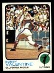 1973 Topps #502  Bobby Valentine  Front Thumbnail