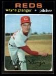 1971 Topps #379  Wayne Granger  Front Thumbnail