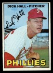 1967 Topps #508  Dick Hall  Front Thumbnail