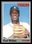 1970 Topps #95  Earl Wilson  Front Thumbnail