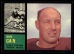 1962 Topps #33  Bob Gain  Front Thumbnail