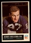 1965 Philadelphia #117  Jerry Hillebrand  Front Thumbnail