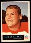 1965 Philadelphia #177  Charlie Krueger   Front Thumbnail