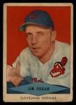 1954 Red Heart #11  Jim Hegan    Front Thumbnail