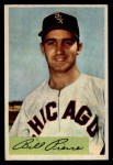 1954 Bowman #102  Bill Pierce  Front Thumbnail