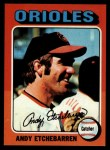 1975 Topps #583  Andy Etchebarren  Front Thumbnail