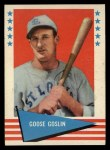 1961 Fleer #35  Goose Goslin  Front Thumbnail