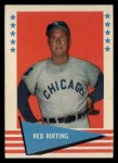 1961 Fleer #74  Red Ruffing  Front Thumbnail