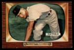 1955 Bowman #187  Fred Hatfield  Front Thumbnail
