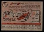 1958 Topps #331  Pedro Ramos  Back Thumbnail