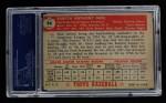 1952 Topps #94  Sam Mele  Back Thumbnail