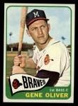 1965 Topps #106  Gene Oliver  Front Thumbnail