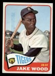 1965 Topps #547  Jake Wood  Front Thumbnail