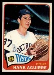 1965 Topps #522  Hank Aguirre  Front Thumbnail