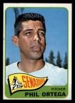 1965 Topps #152  Phil Ortega  Front Thumbnail