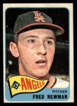 1965 Topps #101  Fred Newman  Front Thumbnail