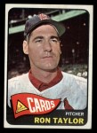 1965 Topps #568  Ron Taylor  Front Thumbnail
