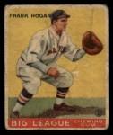 1933 Goudey #30  Frank Hogan  Front Thumbnail