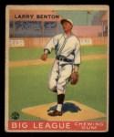 1933 Goudey #45  Larry Benton  Front Thumbnail