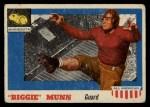 1955 Topps #92  Clarence Biggie Munn  Front Thumbnail