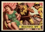1965 Topps Battle #53   Beautiful Spy  Front Thumbnail