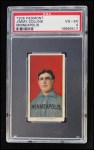 1909 T206 #73 MIN Jimmy Collins  Front Thumbnail
