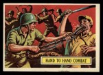 1965 Topps Battle #19   Hand to Hand Combat  Front Thumbnail