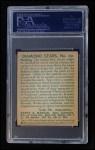 1935 Diamond Stars #30 W Heinie Manush   Back Thumbnail