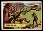 1965 Topps Battle #51   Tangled on Tree  Front Thumbnail