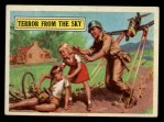 1965 Topps Battle #35   Terror from the Sky  Front Thumbnail