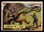 1965 Topps Battle #51   Tangled on Tree  Front Thumbnail