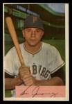 1954 Bowman #203  Vic Janowicz  Front Thumbnail